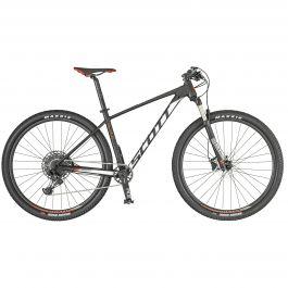 Bicicleta SCOTT Scale 980 Negru/alb XL