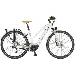 Bicicleta SCOTT Sub Tour E-Ride 10 Lady 2019