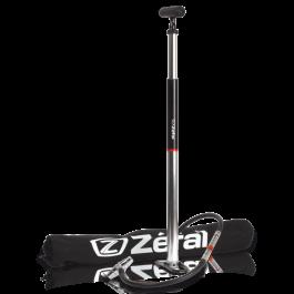 Pompa podea ZEFAL Profil Travel - Gri/Negru