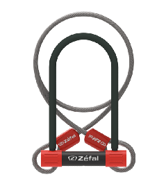 Incuietoare U ZEFAL K-Traz U13 + cablu