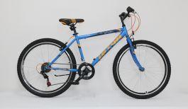 """Bicicleta ULTRA Storm 26"""" albastru/orange 480mm"""