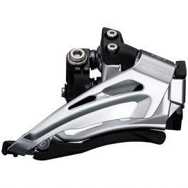Schimbator foi SHIMANO Deore FD-M6025-L - 2x10 viteze, Low clamp, Top-Swing, Down-Pull, 34-38T, CS 66-69
