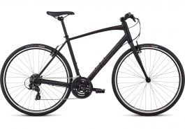 Bicicleta SPECIALIZED Sirrus - V-Brake - Men's Spec - Black/Black Reflective/Gloss Black L