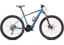 Bicicleta SPECIALIZED Turbo Levo Hardtail - Storm Grey/Rocket Red M