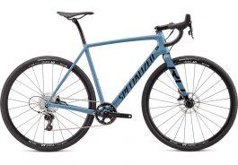 Bicicleta SPECIALIZED Crux Elite - Gloss Storm Grey/Tarmac Black 49
