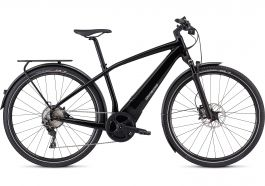 Bicicleta SPECIALIZED Turbo Vado 5.0 Step-Through - Black/Black/Liquid Silver M