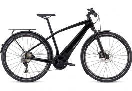 Bicicleta SPECIALIZED Turbo Vado 5.0 - Black/Black/Liquid Silver XL