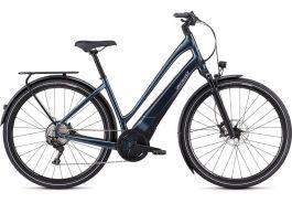 Bicicleta SPECIALIZED Turbo Como 5.0 700C - Low-Entry - Satin Cast Cast Battleship/Black/Chrome L