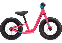 Bicicleta SPECIALIZED Hotwalk - Acid Pink/Nice Blue/Black Reflective