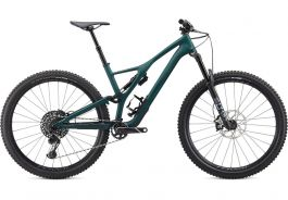 Bicicleta SPECIALIZED Stumpjumper ST LTD Downieville Carbon 29'' - Satin Jungle Green/Metallic Spruce S