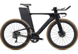 Bicicleta SPECIALIZED S-Works Shiv Disc - Satin Carbon/Gloss Holographic Foil S