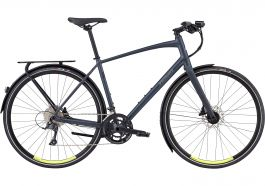 Bicicleta SPECIALIZED Men's Sirrus Sport EQ - Black Top LTD - Satin Cast Battleship/Hyper XXL