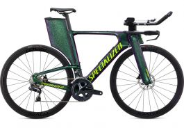 Bicicleta SPECIALIZED Shiv Expert Disc - Gloss Green Chameleon/Hyper Green XS