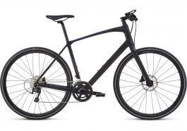 Bicicleta SPECIALIZED Sirrus Expert - Men's Spec - Blue Flake Tint/Chameleon Blue-Purple/Charcoal XL