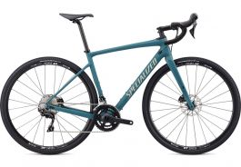 Bicicleta SPECIALIZED Diverge Sport - Dusty Satin Dusty Turquoise/Taupe-White Mountains 48