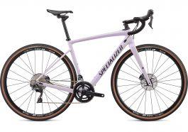 Bicicleta SPECIALIZED Diverge Comp - Gloss/Satin UV Lilac/Black/Hyper-Dusty Lilac Camo 52