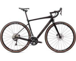 Bicicleta SPECIALIZED Diverge Comp - Gloss Carbon/Gunmetal Reflective Cleano 52