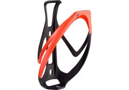 Suport bidon SPECIALIZED Rib Cage II - Matte Black/Rocket Red