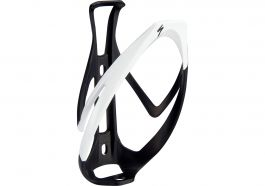 Suport bidon SPECIALIZED Rib Cage II - Matte Black/White
