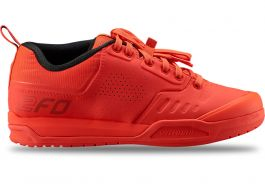 Pantofi ciclism SPECIALIZED 2FO Clip 2.0 Mtb - Rocket Red 40