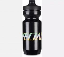 Bidon SPECIALIZED Purist WaterGate Water Bottle - Black Holograph 22oz