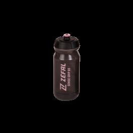 Bidon ZEFAL Sense Grip 65 negru transparent/roz