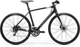 Bicicleta MERIDA Speeder 200 XL Negru|Argintiu 2020
