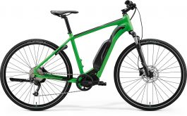 Bicicleta MERIDA Espresso 200SE S-47 Verde|Negru 2020