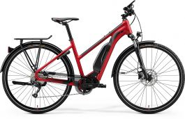Bicicleta MERIDA Espresso 300SE EQ L-55 Rosu|Negru 2020