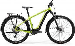 Bicicleta Electrica MERIDA eBig.Nine 600 EQ S38 Verde|Negru 2020