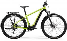 Bicicleta Electrica MERIDA eBig.Nine 600 EQ L48 Verde|Negru 2020