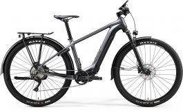 Bicicleta Electrica MERIDA eBig.Nine 600 EQ S38 Antracit|Negru 2020
