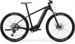 Bicicleta Electrica MERIDA eBig.Nine 700 S38 Negru Mat 2020