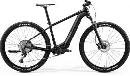 Bicicleta Electrica MERIDA eBig.Nine 700 M43 Negru Mat 2020