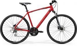 Bicicleta MERIDA Crossway 20-D S Rosu 2020