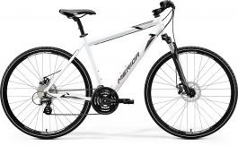 Bicicleta MERIDA Crossway 15-MD XS Alb 2020