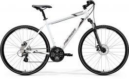 Bicicleta MERIDA Crossway 15-MD S Alb 2020
