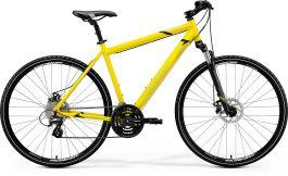 Bicicleta MERIDA Crossway 15-MD M Galben 2020
