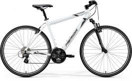 Bicicleta MERIDA Crossway 15-V M Alb 2020