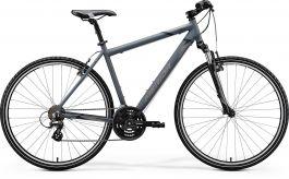 Bicicleta MERIDA Crossway 10-V S Gri 2020