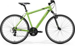 Bicicleta MERIDA Crossway 10-V M Verde 2020