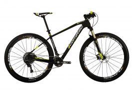 "Bicicleta CORRATEC Revolution 29"" Negru/Galben neon/White 440mm"