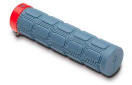 Mansoane SPECIALIZED Enduro Locking Grip -Storm Grey/Rocket Red