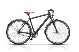 "Bicicleta CROSS Citerra Man Urban 28"" Negru 520mm"
