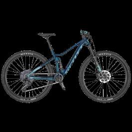 Bicicleta SCOTT Contessa Spark 920 Petrol/Albastru M 2020