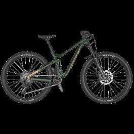 Bicicleta SCOTT Contessa Genius 910 Verde/Auriu L 2020