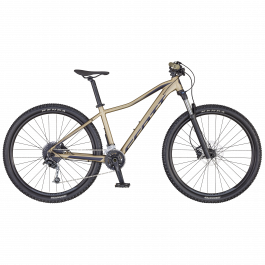 Bicicleta SCOTT Contessa Active 20 Auriu/Albastru XS 2020