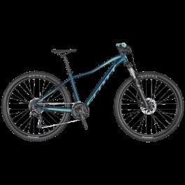 Bicicleta SCOTT Contessa Active 40 Petrol/Albastru XL 2020