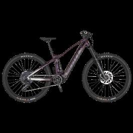Bicicleta SCOTT Contessa eRide Strike 910 Mov/Gri/Negru L 2020