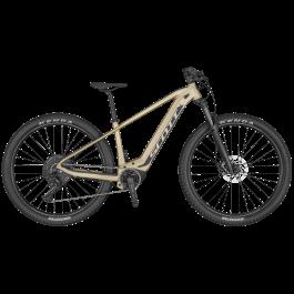 Bicicleta SCOTT Contessa eRide Aspect 920 Auriu/Albastru L 2020